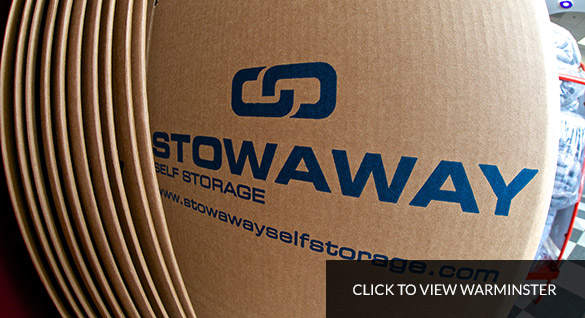 Stowaway Self Storage at Warminster, Pennsylvania