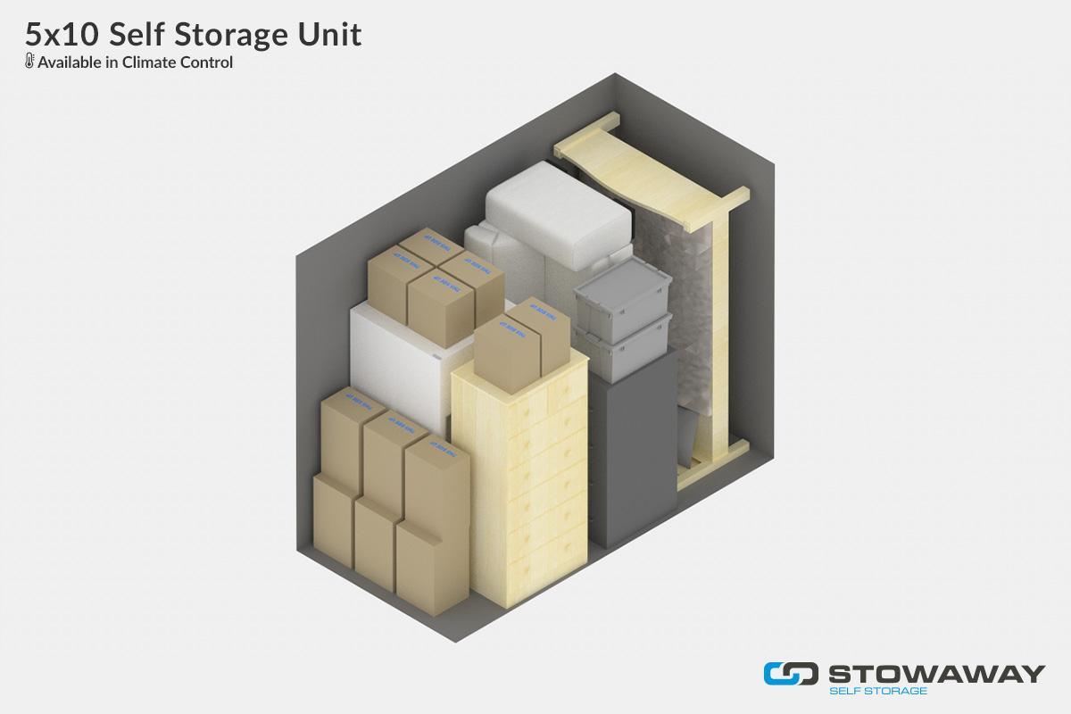 ... Large closet ... & Self Storage Units Phillipsburg NJ | Stowaway Self Storage